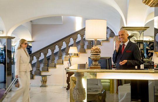 Hotel Shangri La Corsetti Rom